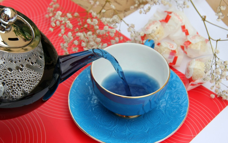 Пурпурный чай вред и польза