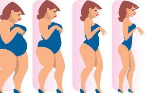 Постепенно похудеть