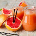 Как похудеть на диете с грейпфрутовым соком