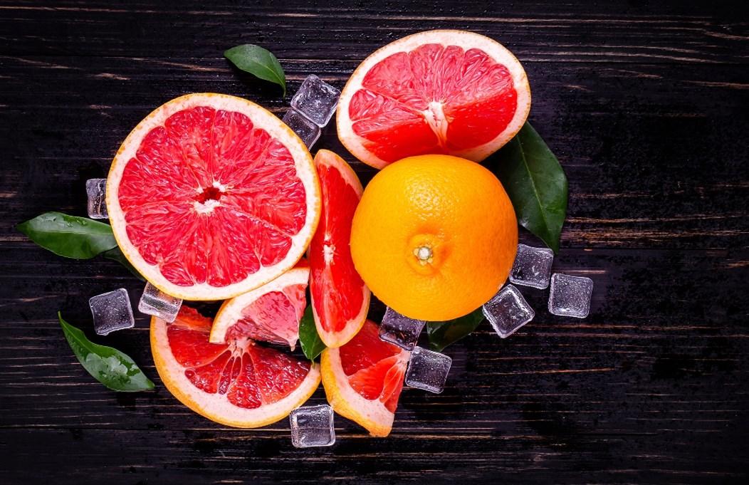 Грейпфрут свойства