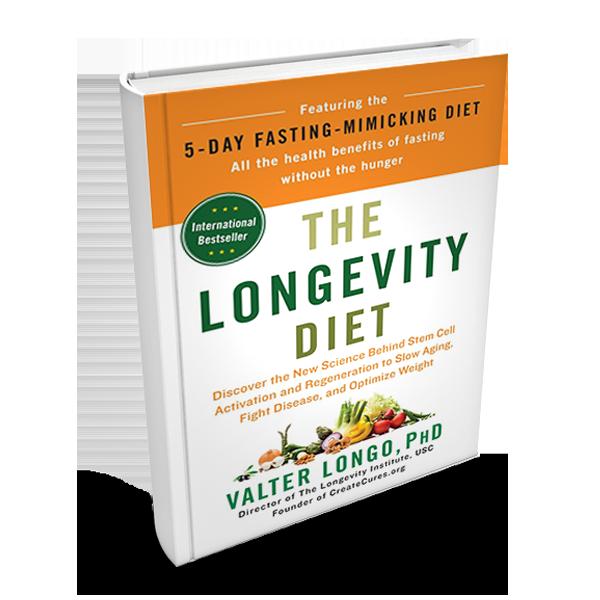 Принципы лонго диеты