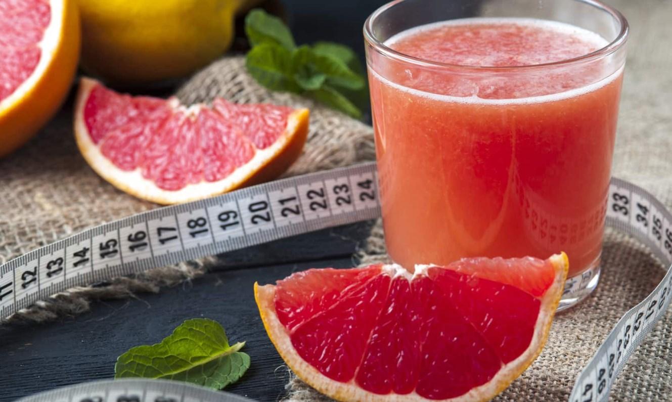 Сок грейпфрут