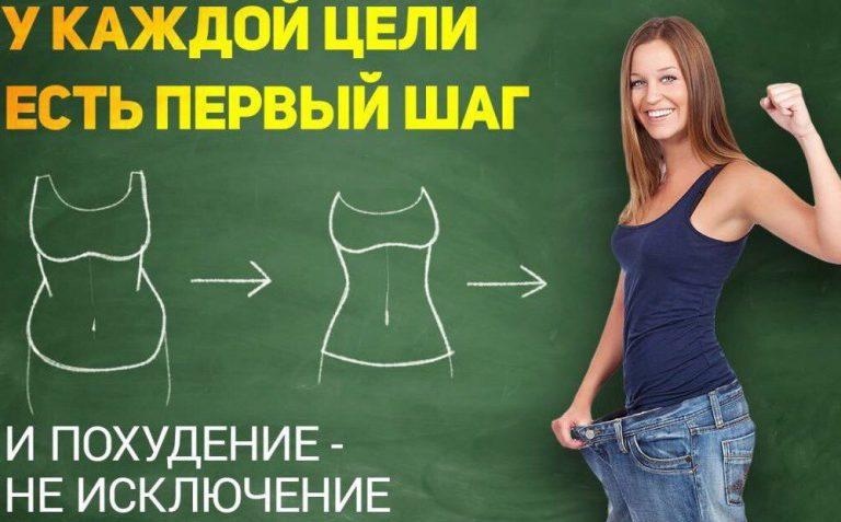Реклама для похудение