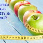 На сколько килограммов можно похудеть за неделю?