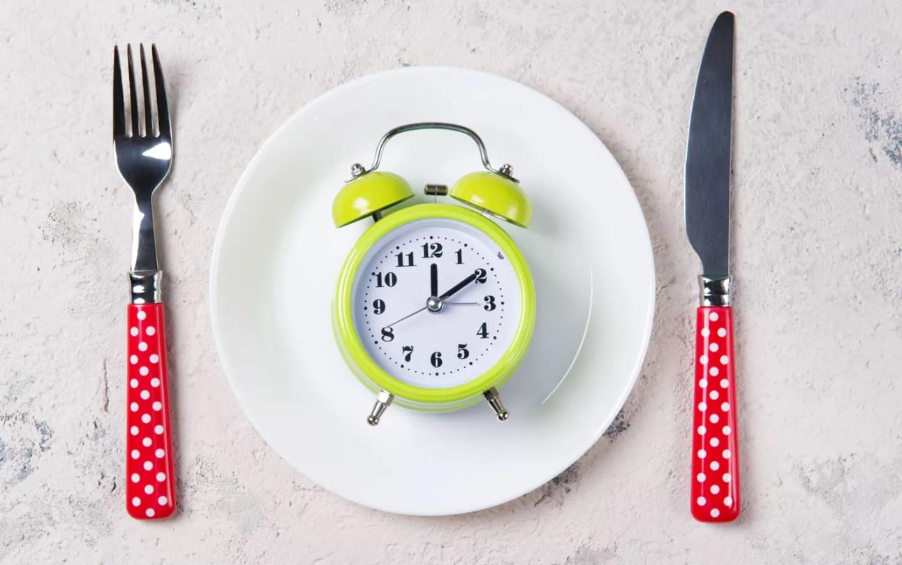Время голодания