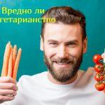Вредно ли вегетарианство?