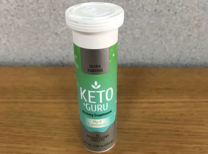Keto Guru шипучие таблетки для похудения в Темиртау