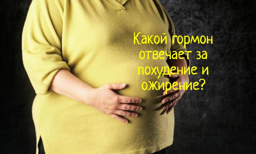 Гормональное ожирение