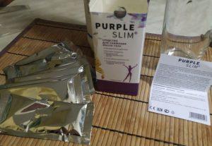 Purple Slim похудение