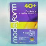 Модельформ 40 плюс – инструкция по применению
