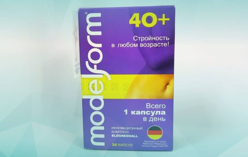 Моделформ 40+