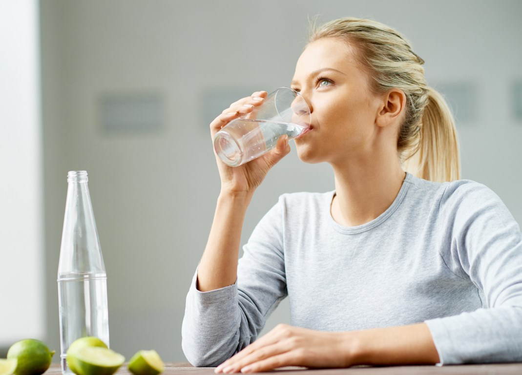 Пьет Липофорт для похудения