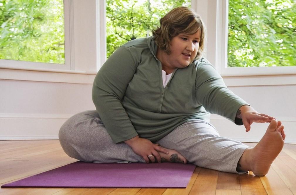 Похудение и йога