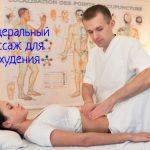 Помогает ли висцеральный массаж при похудении?