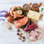 Главные принципы белковой диеты