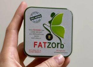 Фатзорб препарат