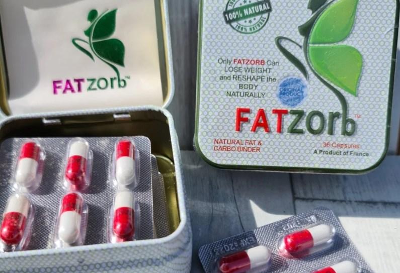 Фатзорб похудение