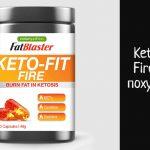 Naturopathica Fatblaster Keto Fit Fire 60 капсул - описание и рекомендации