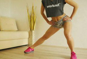 ТОнкие ноги упражнения